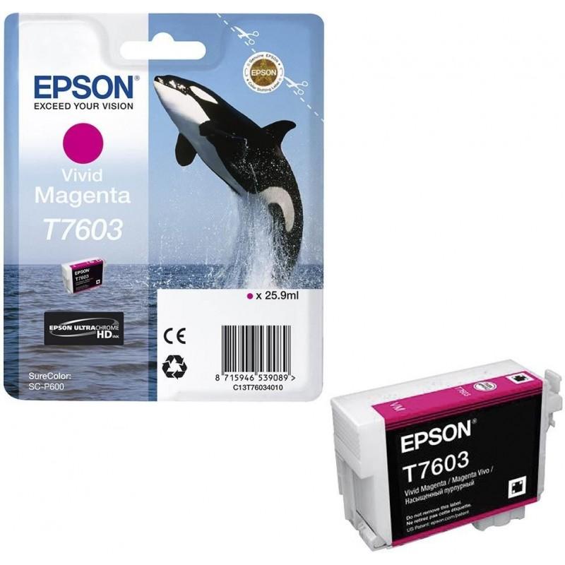 Epson T7603 M