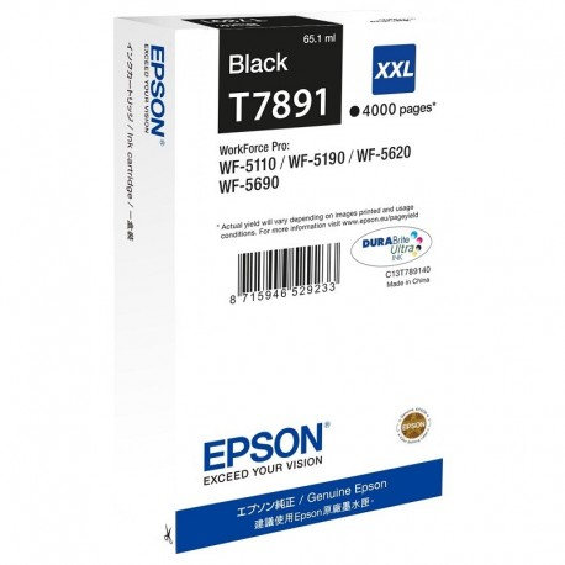 Epson T7891 BK XL