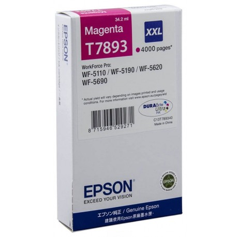 Epson T7893 M XL