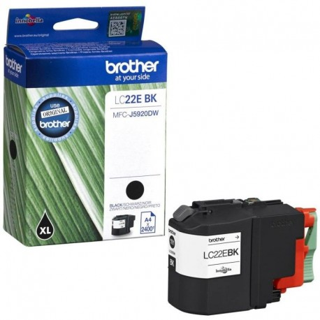Brother LC22 BK XL