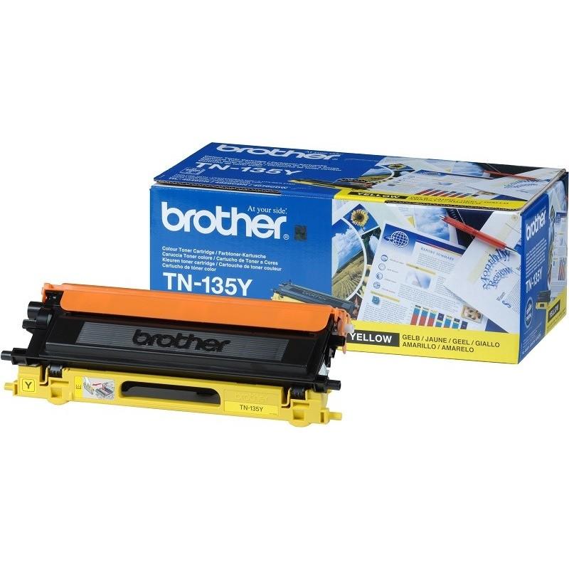 Brother TN135 Y