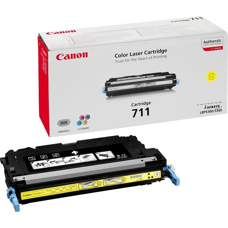 Canon 711 Y