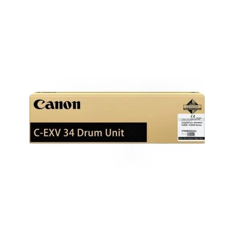 Canon Drum EXV34 BK