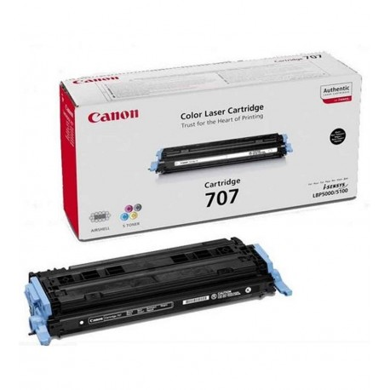 Canon 707 BK