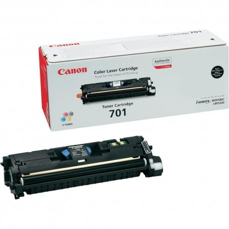 Canon 701 BK