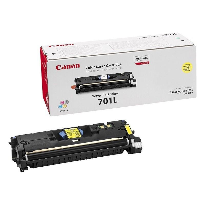 Canon 701 Y
