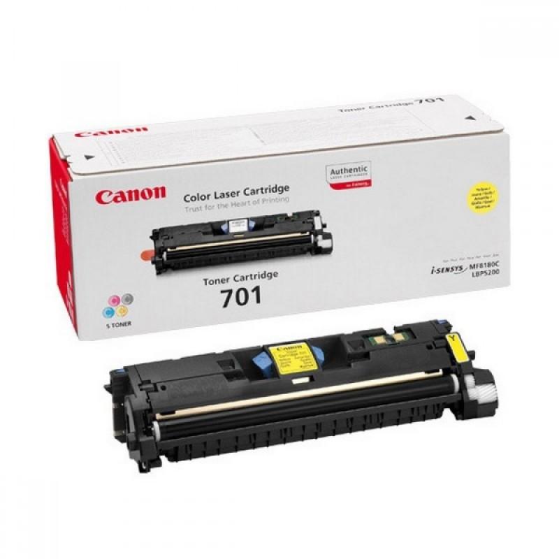 Canon 701H Y