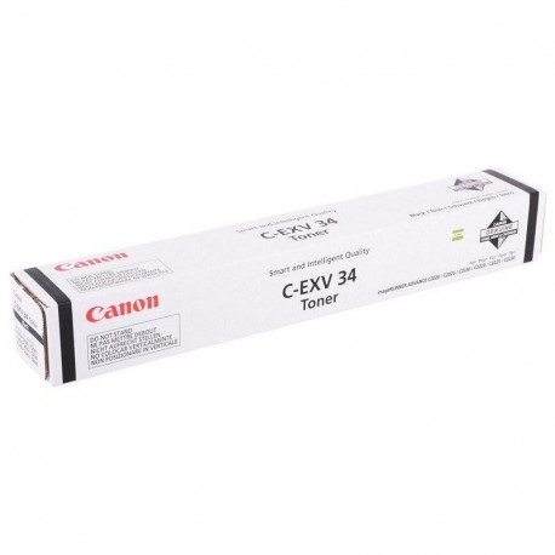 Canon EXV34 BK