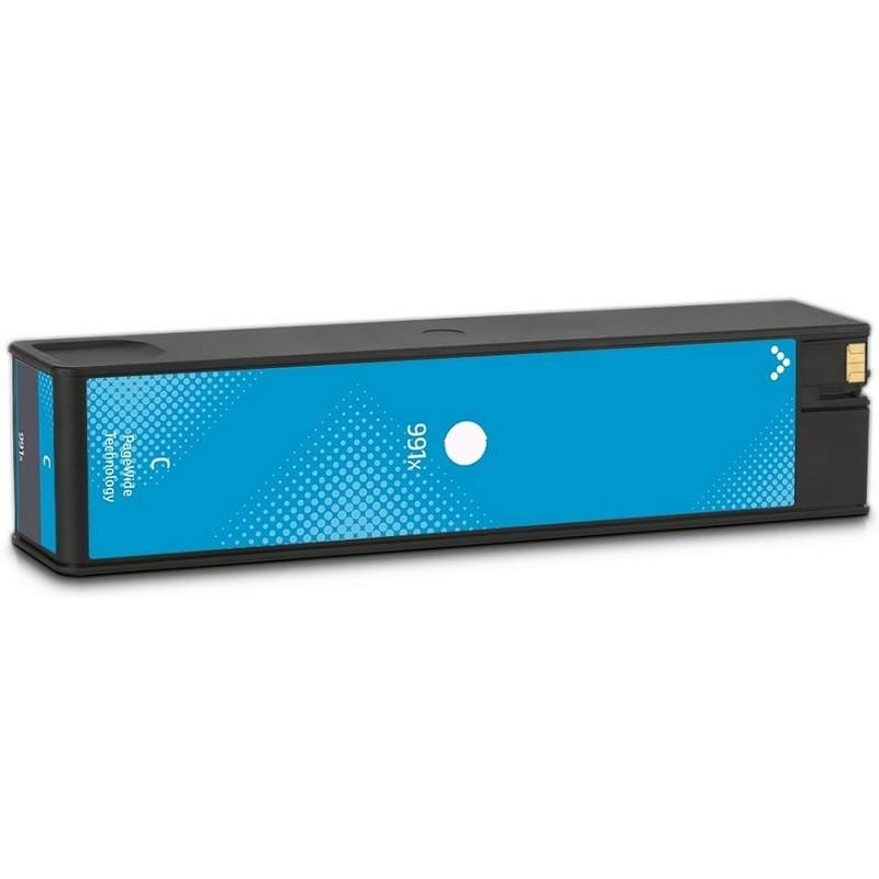 Tinteiro Compatível HP N991X Ciano