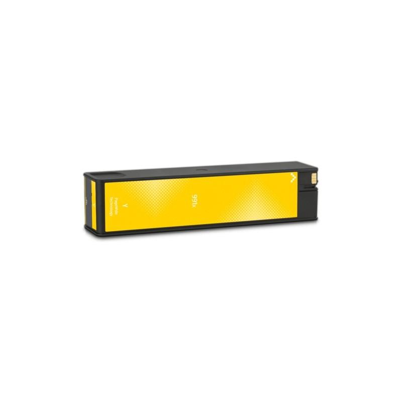 Tinteiro Compatível HP N991X Amarelo
