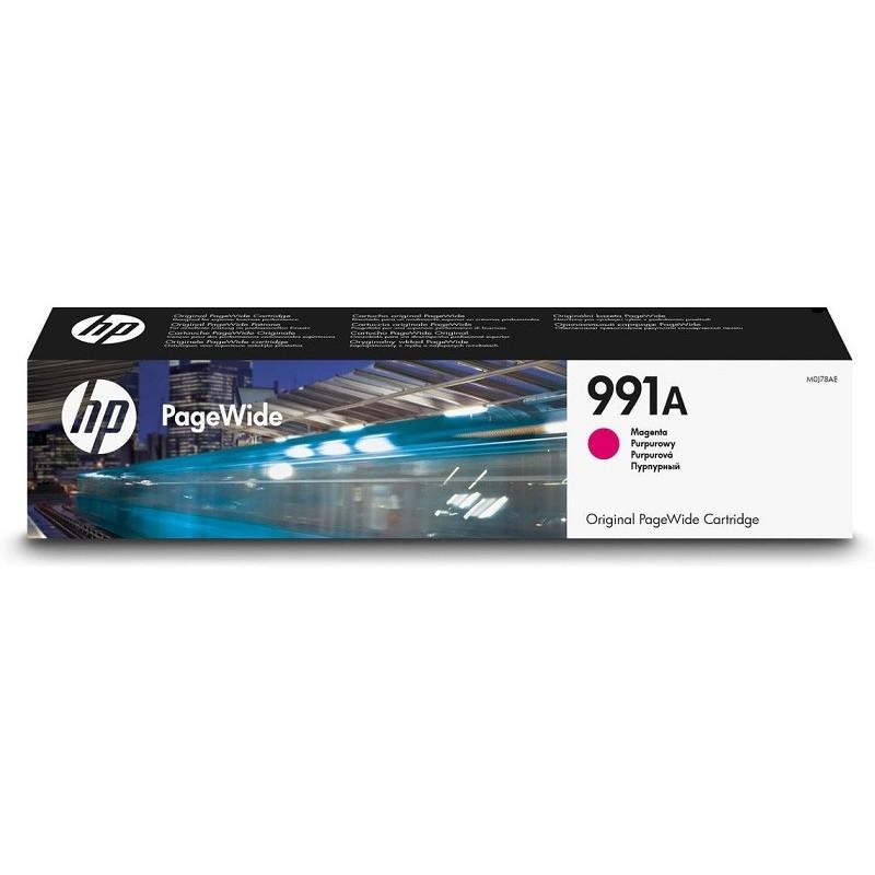 Tinteiro Original HP N991 Magenta