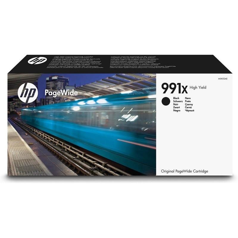 Tinteiro Original HP N991XL Preto