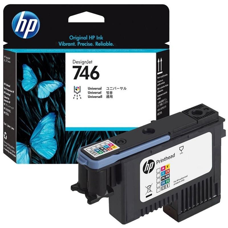 Cabeça Impressão Original HP N746