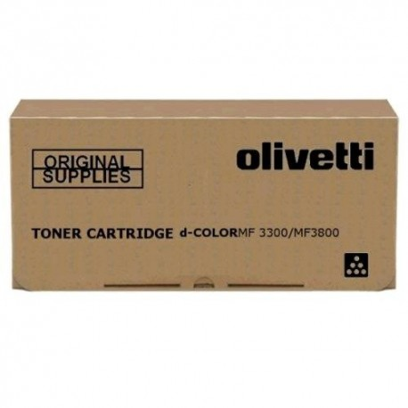 Toner Original Olivetti MF3500 Preto
