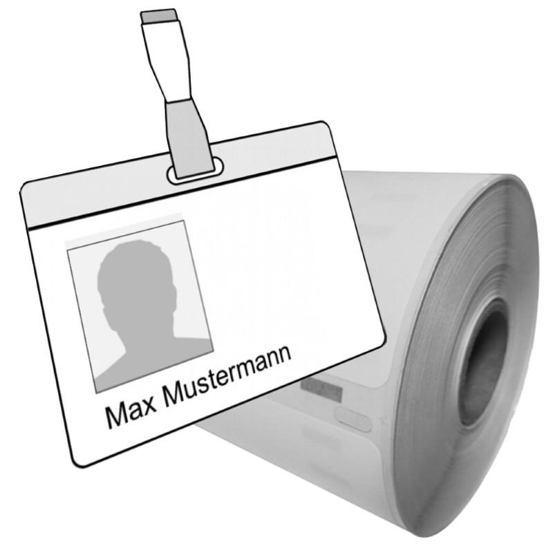 Etiquetas LabelWriter S0929100 XL Marcações/Cartões Identificação