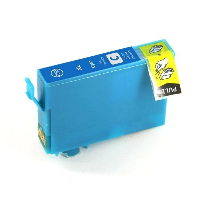 Tinteiro Compatível Epson 603XL Ciano