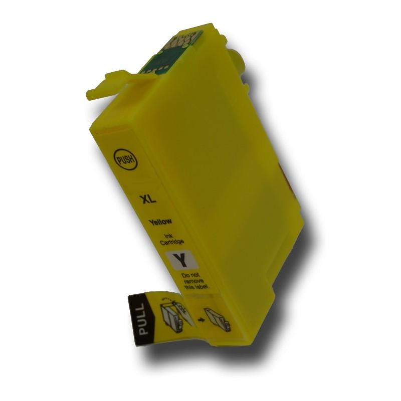 Tinteiro Compatível Epson 603XL Amarelo
