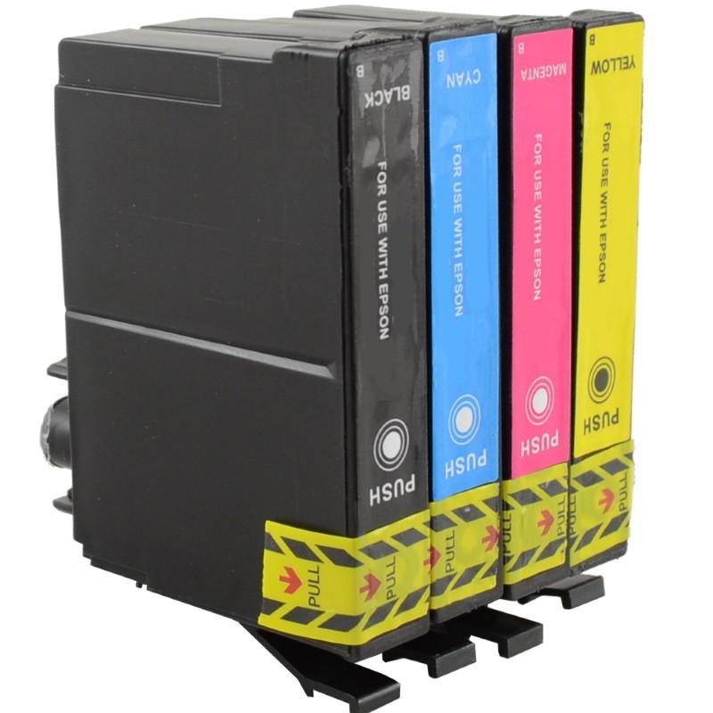 Pack Tinteiros Compatível Epson 603XL