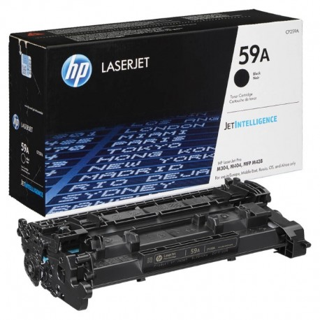 Toner Original HP59A