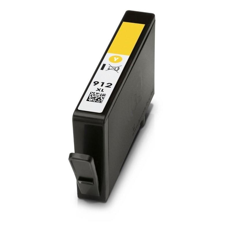 Tinteiro Compatível HP N912XL Amarelo