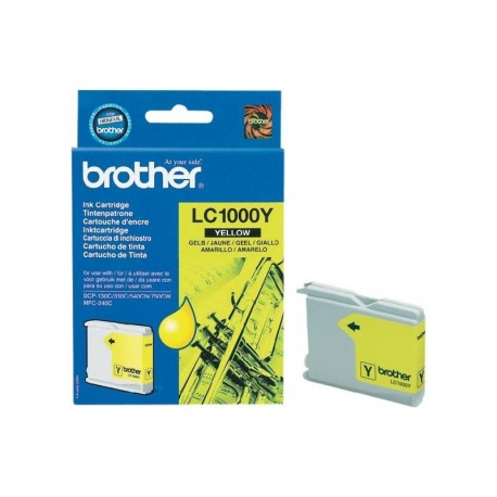 Brother LC1000 Y