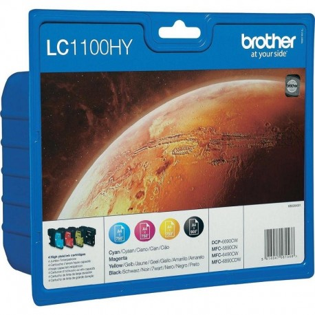 Brother LC1100 Pack XL