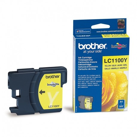 Brother LC1100 Y