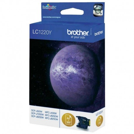 Brother LC1220 Y