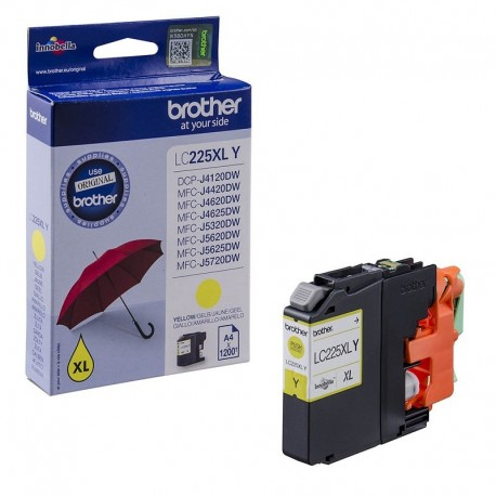 Brother LC225 Y XL
