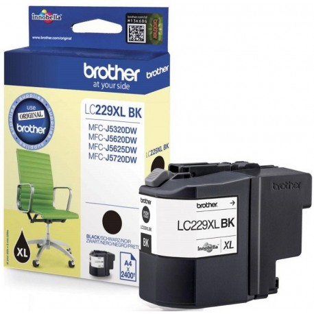 Brother LC229 BK XL