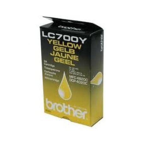 Brother LC700 Y