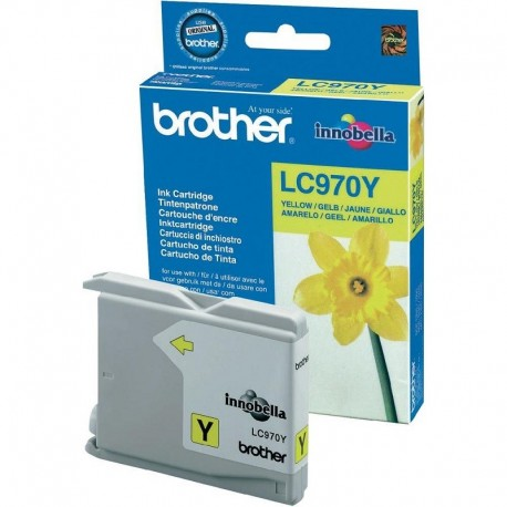 Brother LC970 Y