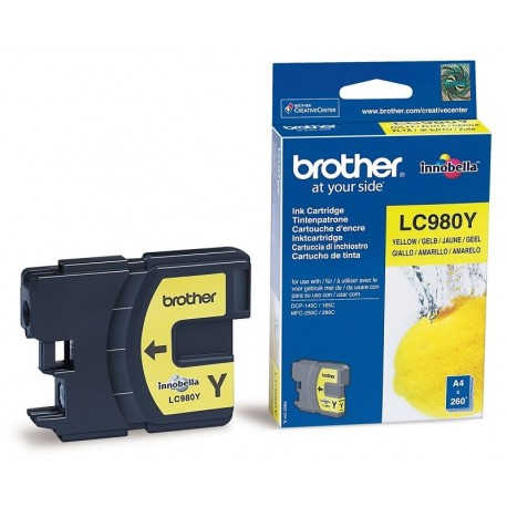Brother LC980 Y