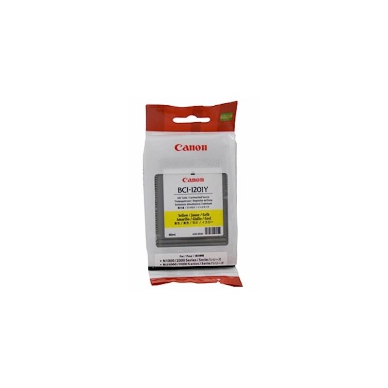 Canon BCI1201 Y