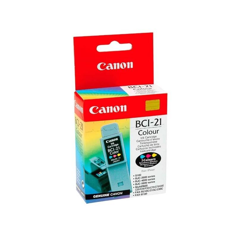 Canon BCI21 Cor