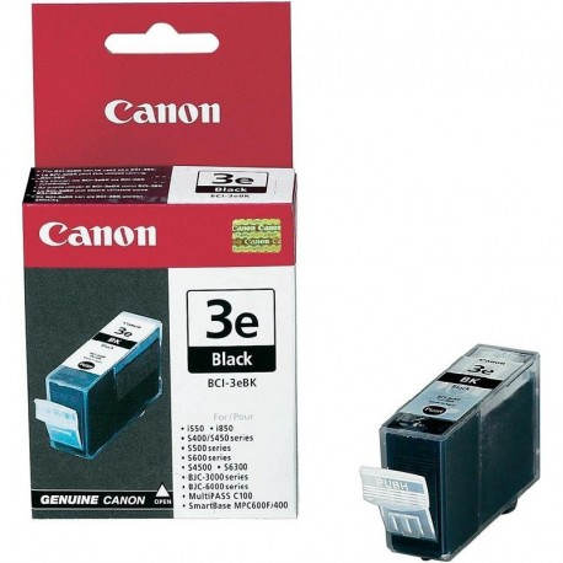 Canon BCI3 BK