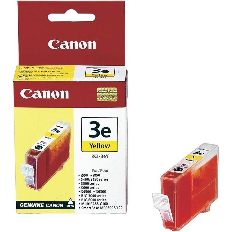 Canon BCI3 Y