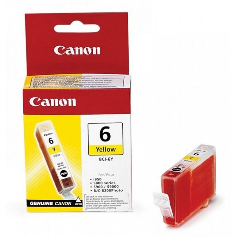 Canon BCI6 Y