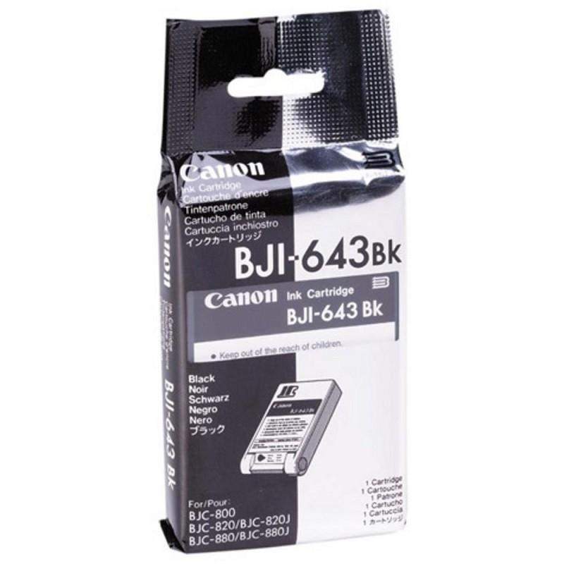 Canon BJI643 BK