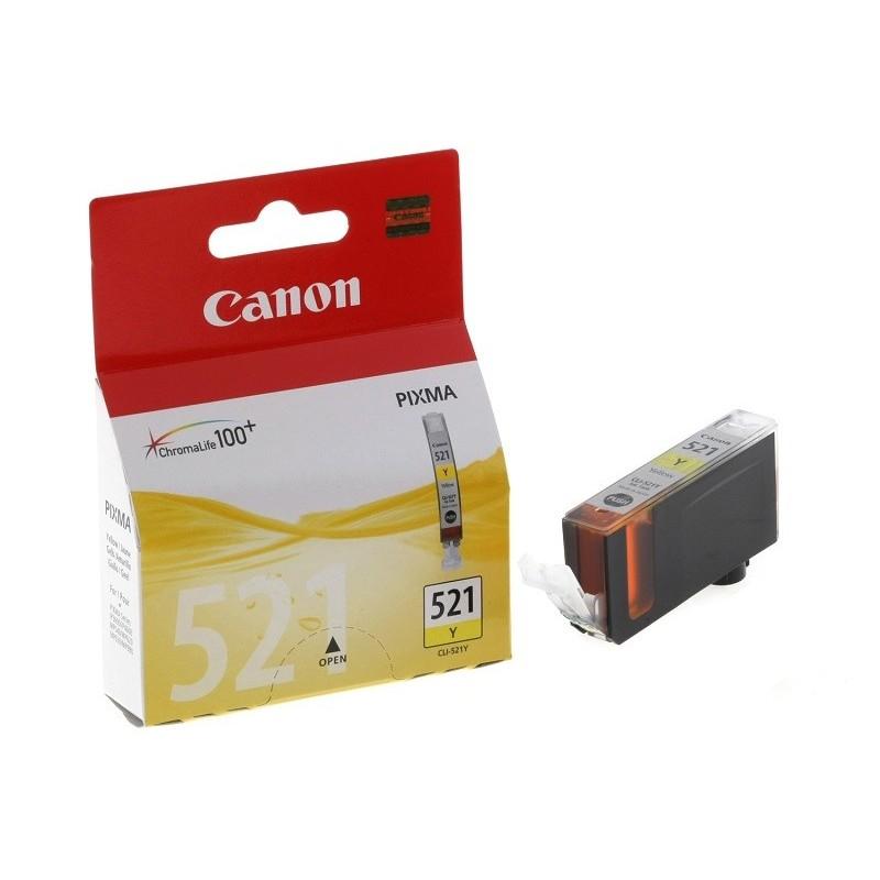 Canon CLI521 Y