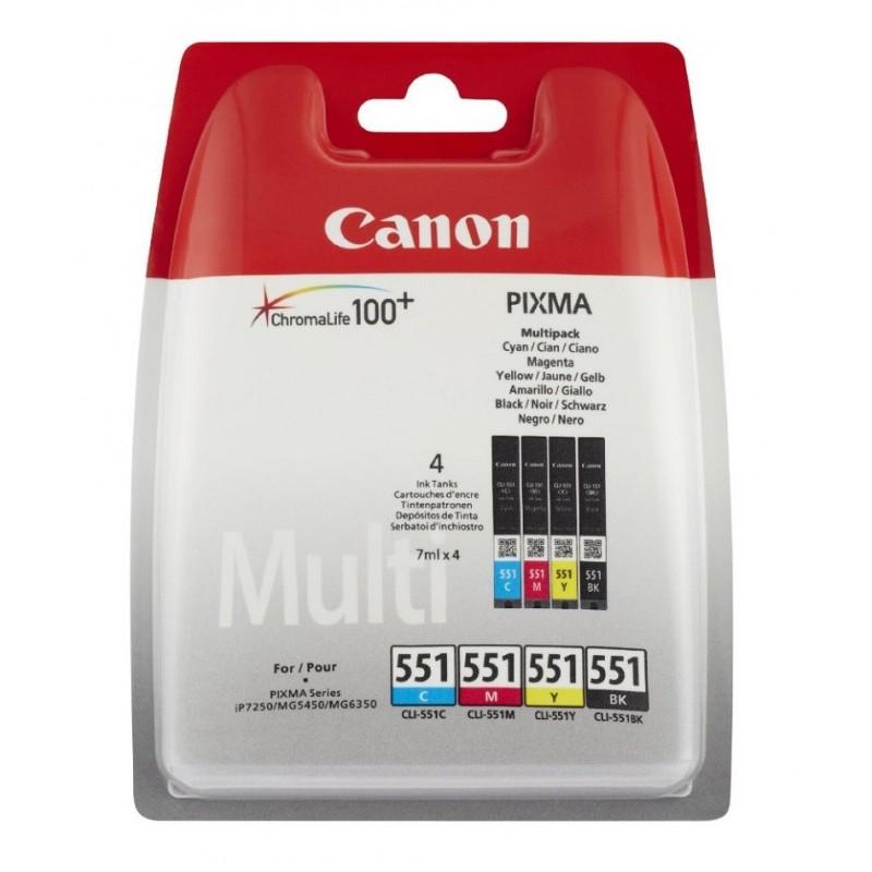 Canon CLI551 Pack