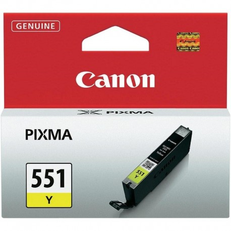 Canon CLI551 Y