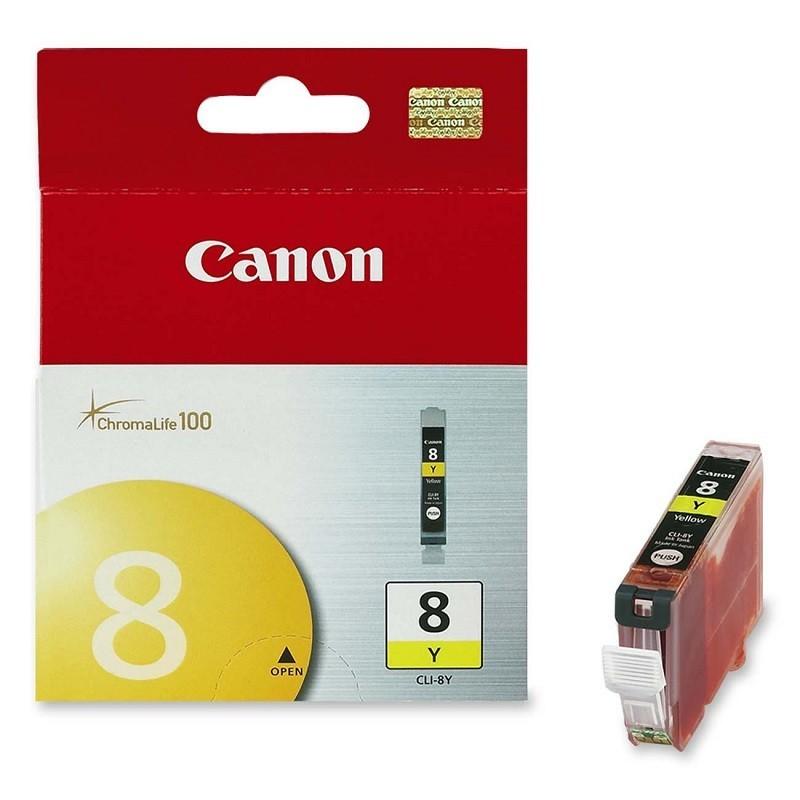 Canon CLI8 Y