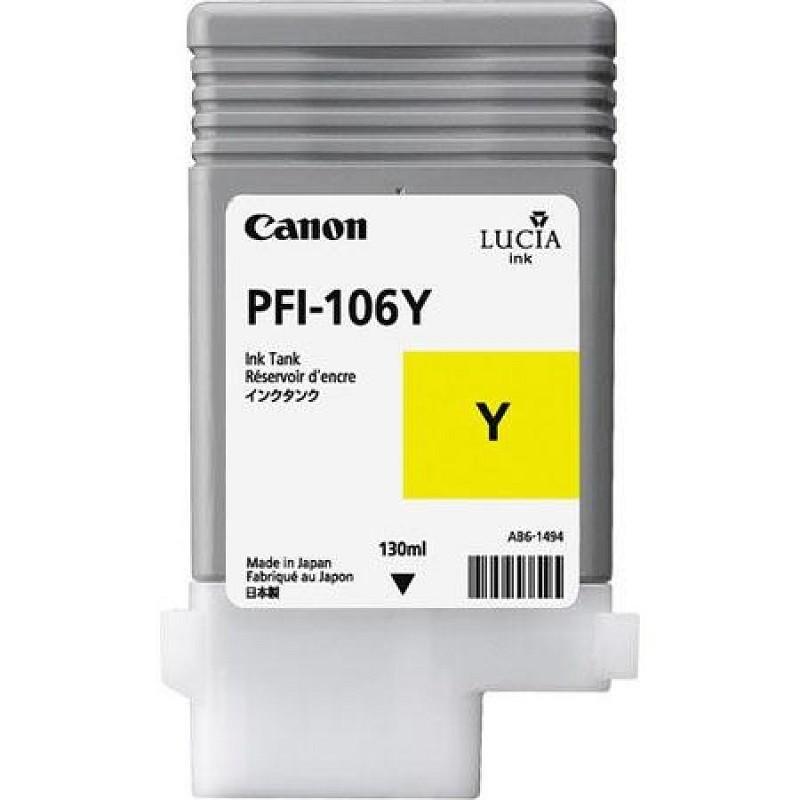 Canon PFI106 Y