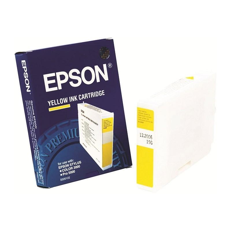 Epson S020122 Y