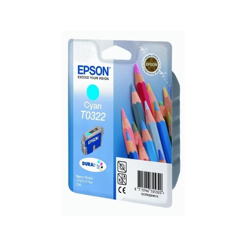 Epson T0322 C