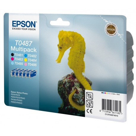 Epson T0487 Pack