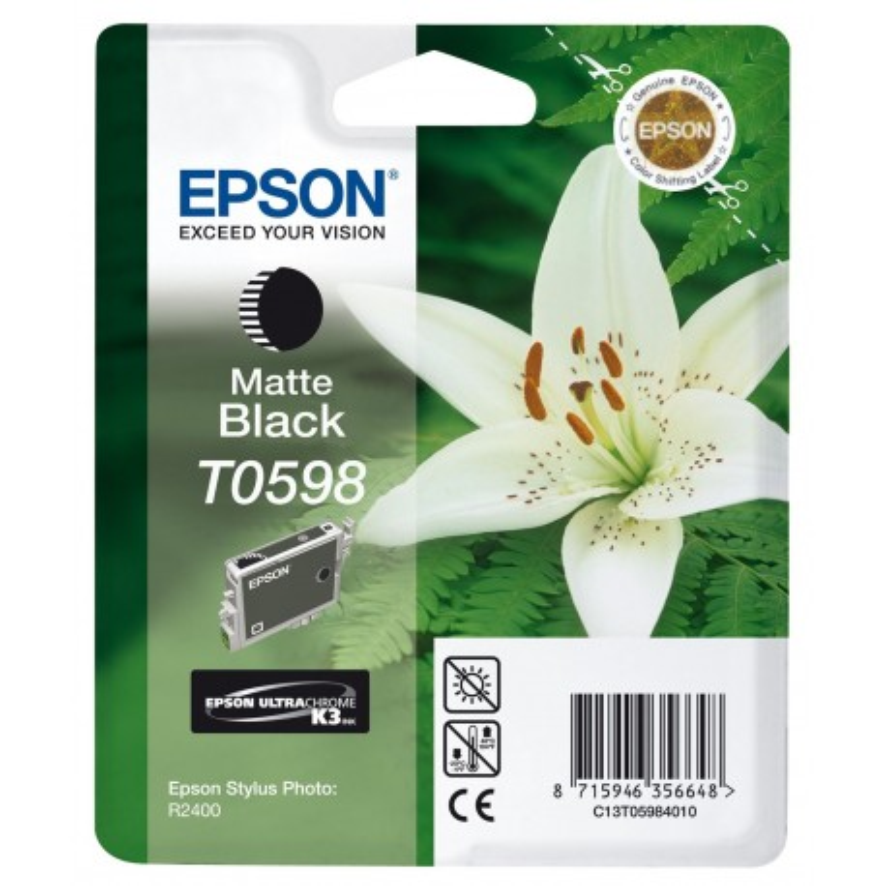 Epson T0598 MBK
