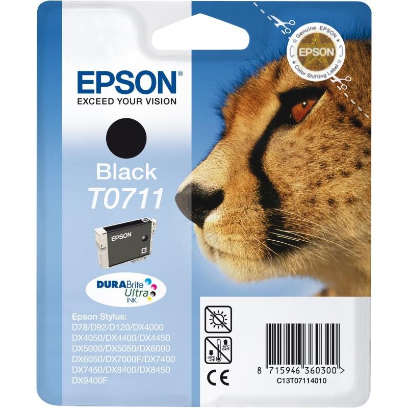 Epson T0711 BK