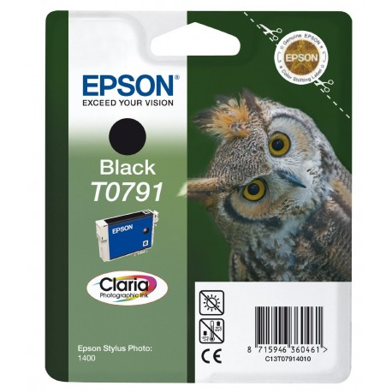 Epson T0791 BK